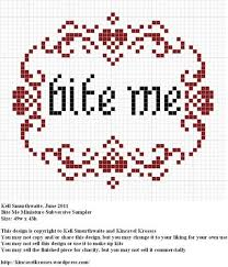 Free Subversive Cross Stitch Patterns