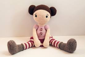 Amigurumi Doll Patterns Amazing PATTERN Doll Crochet Pattern Amigurumi Doll Pattern Etsy