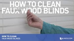 how to clean faux wood blinds raquo care and cleaning easy to clean blinds com gallery