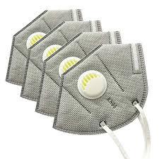 Muryobao Mouth Mask Anti Pollution Mask Unisex ... - Amazon.com
