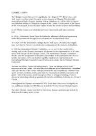 olympic games доклад по физкультуре и спорту на английском языке  olympic games доклад по физкультуре и спорту на английском языке скачать бесплатно олимпийские игры олимпиада английский