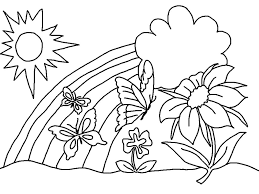 Coloring Pages Freeintable Spring Coloring Pages Stvx Incredible