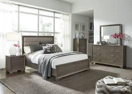 hartly gray wash youth upholstered panel bedroom set 283 ashley furniture grey bedroom set