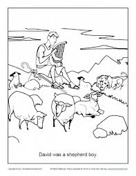 """""""fii binecuvântat, fiul meu david! Free Bible Coloring Pages For Kids On Sunday School Zone"""