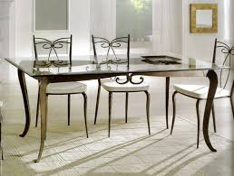 black glass kitchen table sets