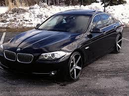 BMW 3 Series bmw 535i xdrive 2011 : Vossen CV3's & H&R Springs on my 2012 535i