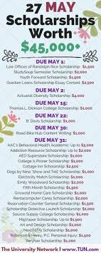 welcome writers these scholarships require you to write essays  here are 27 scholarships deadlines apply away before the month flies by