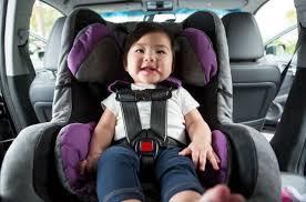 car seat from the car al company
