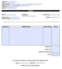 How To Make A Invoice Beauteous How To Make A Invoice Metalrus