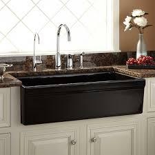 Black Farmhouse Kitchen Sinks