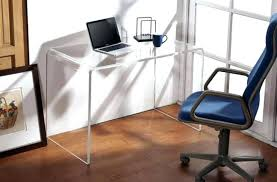Image Glass Sleek Computer Desk Acrylic Designs For Small Home Office Desks Idea Table Sleek Computer Desk Opsdevmeme Full Size Of Small Standing Computer Desk Acrylic Clear Sleek