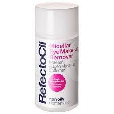 <b>Мицеллярная вода для снятия</b> макияжа с глаз - RefectoCil