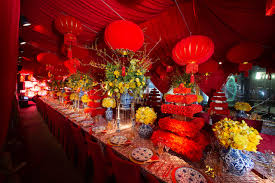 This Lavish <b>Chinese</b> New Year <b>Party</b> Was Packed With Decor and ...