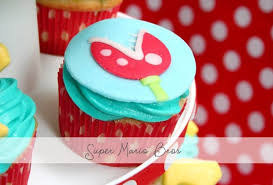 Check out our mario bros cupcakes selection for the very best in unique or custom, handmade pieces from our shops. Super Mario Party Real Parties I Ve Styled Amy S Party Ideas