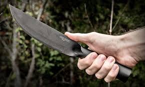 <b>Нож Bushman</b> от <b>Cold Steel</b> – копье, которое всегда с тобой