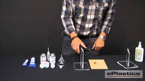 The Best Glue for Acrylic Sheets