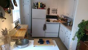 Show RCooking Your Kitchen  Cooking - Crappy studio apartments