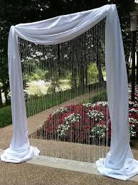 best 25 simple wedding arch ideas on wedding ceremony arch wedding alter decorations and rustic wedding archway