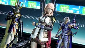Dissidia Final Fantasy Nt Free Edition Coming To Pc Ps4 On