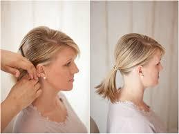Hair Style Low Bun wedding hairstyles low bun bangs diy medium hair styles ideas 5421 by wearticles.com