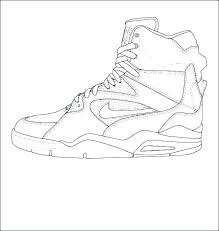 Jordan Coloring Pages Coloring Page Pages Air 3 8 Nike Air Jordan