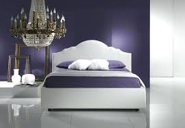bedroom purple and white. Purple And White Bedrooms Choosing Chandeliers In Modern Bedroom Design Using Bed Frame L