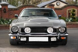 aston martin v8 vantage 1985. aston martin goes for £1.23m as collection of 46 british classic cars go under the hammer in record-breaking sale v8 vantage 1985
