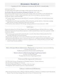 Executive Resume Samples Executive Resume Writing Service