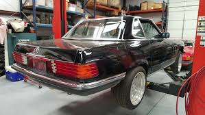 All us models used the 4.5 liter engine, and were called 450 sl/slc. 1986 Mercedes Benz 560sl Carobu High Performance Parts And Accessories For Ferrari