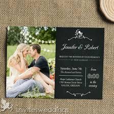 black wedding invitations cheap invites at invitesweddings com Wedding Invitations Salem Ma black chalkboard photo wedding invitation kits iwi317 Witches of Salem Massachusetts