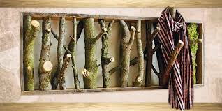 Tree Branch Coat Rack Custom Crafting Canvas Tree Branch Coat Racks Vail Recreation District