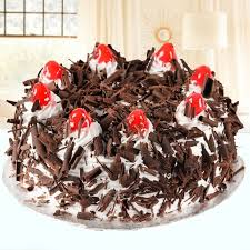 Zestful Black Forest Cake Cake Delivery Cake2homes