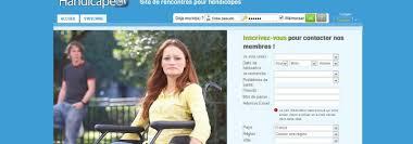 site de rencontre pour handicapé gratuit belgique