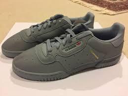 Adidas Yeezy Powerphase Calabasas Grey Brand New With Box