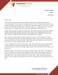 Template Word Doc Company Letterhead Template This Package Comes