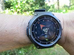 casio smart outdoor watch compass wrist