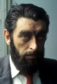 Photo of Ronnie DREW and DUBLINERS; Posed portrait of Ronnie Drew ...