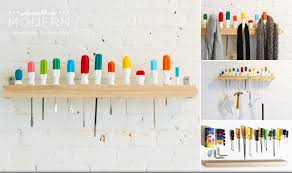 Creative Coat Rack Creative Wall Hooks To DIY For Your Home 70