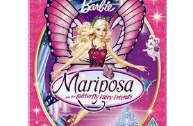 Barbie Mariposa and Her Butterfly Fairy Friends (2008) | Cartoons For  Children In English