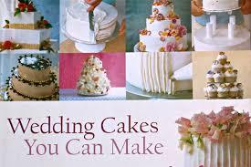 How To Make A Simple Homemade Wedding Cake Tip