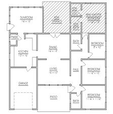 ct home floorplan addition plan crop