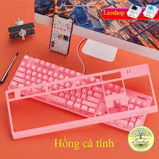 Bảng giá SIÊU PHẨM Bàn phím máy tính, Bàn phím cơ, bàn phím cơ gaming, bàn  phím yindiao K300, bàn phím ledcó khung bảo vệ, led chực chất, bàn phím  đẹp. Phong Vũ