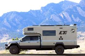 LTi - EarthRoamer | Expedition vehicle, Overland vehicles, Built truck