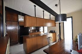 Danish Modern Kitchen Cabinets Mesmerizing Mid Century Modern Kitchen  Countertops