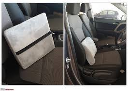 lumbar support accessory for car seats any recommendation teambhp1 jpg