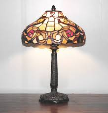 vintage stained glass floor lamp latest quoizel gotham floor lamp with lighting quoizel tf6668vb light gotham table lamp in vintage