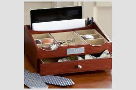 wedding gifts for men wood valet