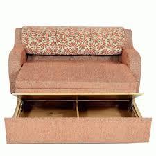 sofa cum bed. Cream And Brown Wooden Sofa Cum Beds Bed