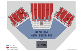 Five Points Irvine Seating Chart Five Finger Death Punch And Breaking Benjamin On Friday July 27 At 6 P M