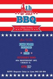 patriotic invitations templates free printable patriotic invitation july 4th pinterest